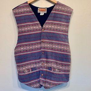 PARAGRAFF | Tribal Aztec Mens Hipster Vest